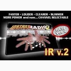 Instant radio version 2.0 magic trick