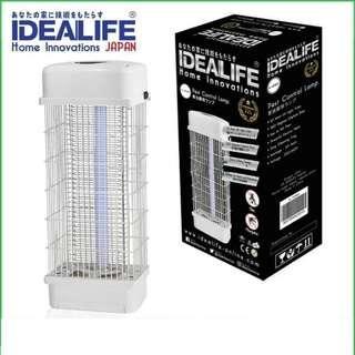 IDEALIFE - Insect Killer Lamp - Lampu Pembunuh Hama - IL-10WS (1x10W)