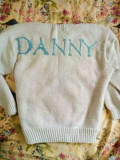 Danny 冷衫