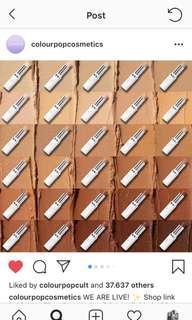 Colourpop No Filter Stick Foundation