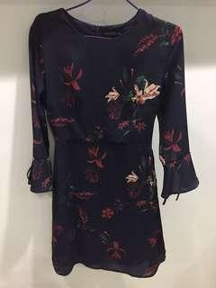 ClosetLover Floral Dress