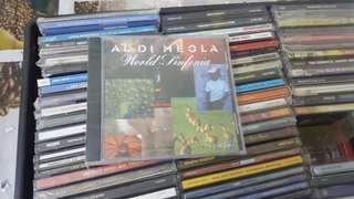 Al De Meola cd.