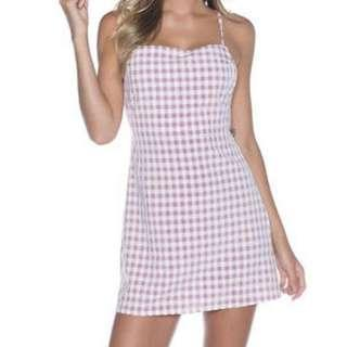Bonnie Gingham Dress