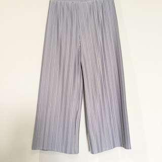 Pleated Pants by Chic Simple