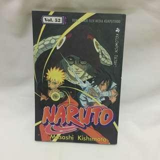 Naruto No.52 Masashi Kishimoto