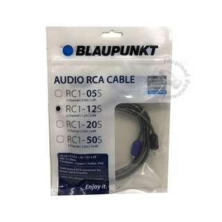 BLAUPUNKT AUDIO RCA CABLE (RC1-12S)