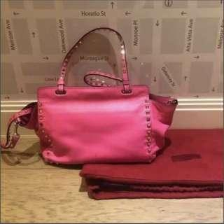 🉐65% Off! Valentino pink handbag bag