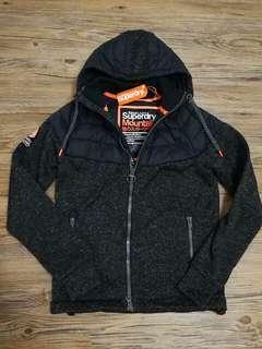 🌈Superdry Mountain Jacket極度乾燥男SP衝鋒外套Zip Hooded Jacket🙆🏻♀️🎉