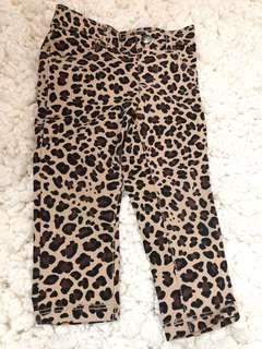 Leopard jegging (1-2yr) The Children's PLACE