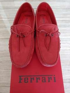 Tod's Ferrari Men Loafers Shoes CNY