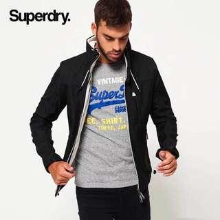 🌈Superdry極度乾燥男外套褸SP men's Jacket coat🙆🏻♀️