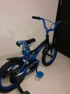 """Kids Bicycle 16"""" inch"""