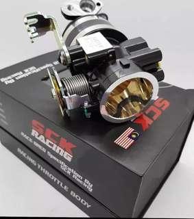 Throttle body y15zr sck racing 36mm