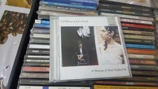 PJ Harvey cd