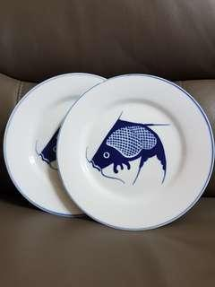 Vintage Animal Print Dinnerware / China