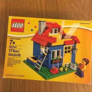 Lego pencil pot 筆筒