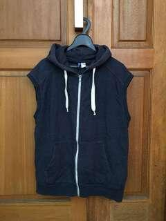H&M / L / Navy Blue Waistcoat