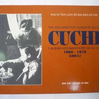 Vietnam War - Cuchi Documentary Book
