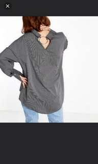 Pomelo oversized shirt