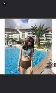 Korean swimsuit