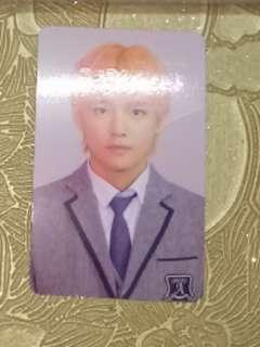 BTS Taehyung LY Photocard Official