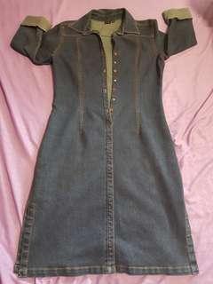 U2 Denim Dress