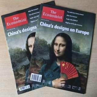 🚚 The Economist: 6-12 October Edition (1 Year Subscription Available)