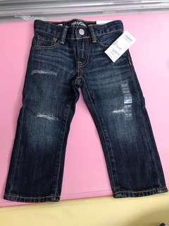 Baby gap 牛仔褲 18-24m
