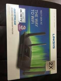 Linksys EA5100 Max stream AC2600