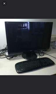 """ACER 23"""" LCD Monitor P235H"""