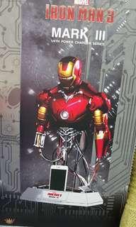 Ironman 3 Led 電話座