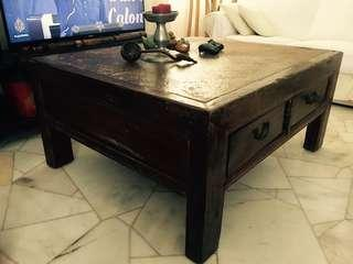 150 year old table