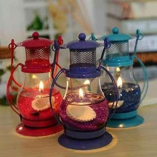 Lamp candle