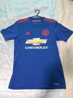 Authentic Adidas Manchester United 2016/17 Away Jersey