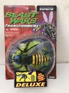 全新 美版 變形金剛 Transformers Beast Wars Waspinator 黃蜂獸