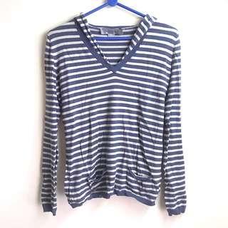 Sportmax Max Mara 間條針織外套上衣 Stripped knit top