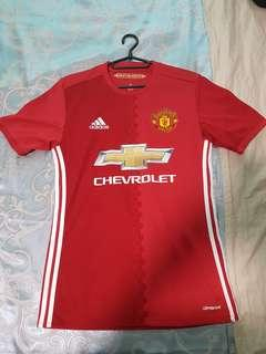 Authentic Adidas Manchester United 2016/17 Home Jersey