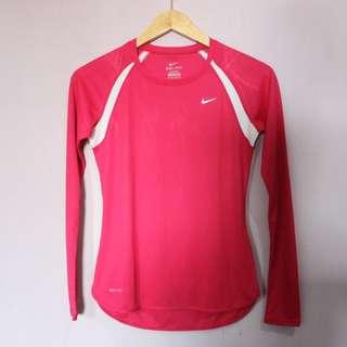 Nike Dri-Fit Long Sleeve Woman  Authentic 100%