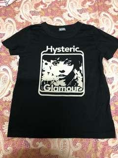 Hysteric glamour tee 快入數$235!
