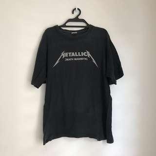 Metallica Official Tshirt