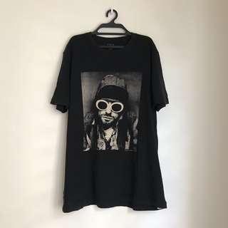 Kurt Cobain Uniqlo Tshirt