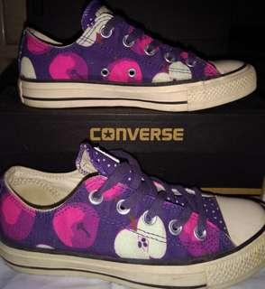 (Repriced) Authentic Converse low cut