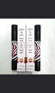 Sale-Sisley Phyto-Lip Twist (19 Ballet Mat/ 22 Burgundy Mat)