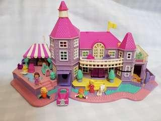 Vintage Polly Pocket Mansion (Bluebird 1994)