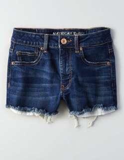 🚚 AE高腰短褲