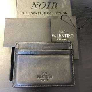 二手正貨 VALENTINO CARD HOLDER
