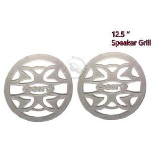 CAR AUDIO SPEAKER GRILL 12.5 INCH COVERS PAIR (SONY)