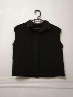 Kemeja / Blouse Black