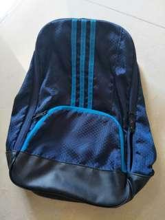 Adidas shoebag gym bag