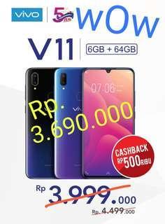 VIVO V11 6/64gb